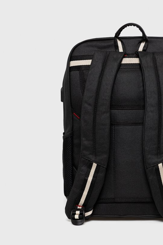Pepe Jeans - Batoh STRIK  Podšívka: 100% Polyester Hlavní materiál: 87% Bavlna, 13% PU