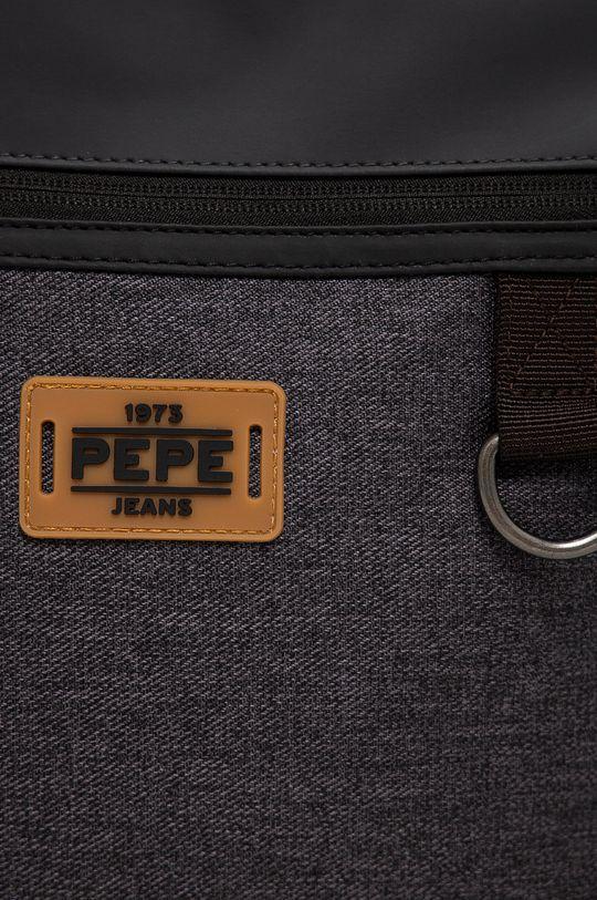 Pepe Jeans - Ruksak Irvin sivá