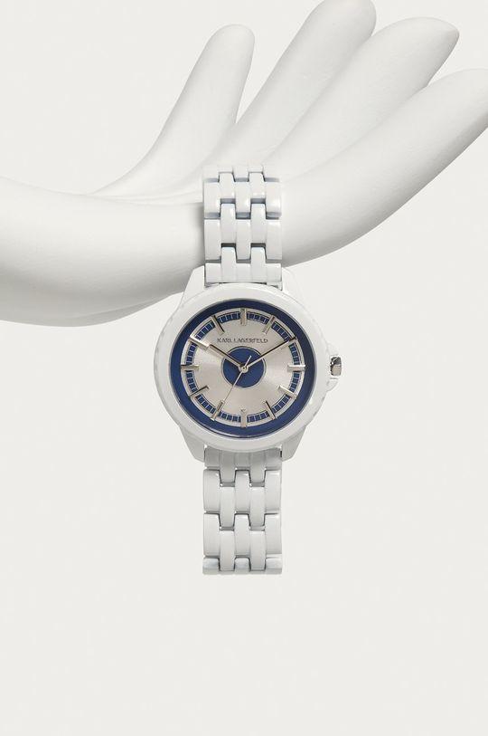 білий Karl Lagerfeld - Годинник Жіночий
