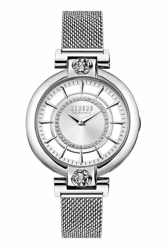stříbrná Versus Versace - Hodinky VSP1H0521 Dámský