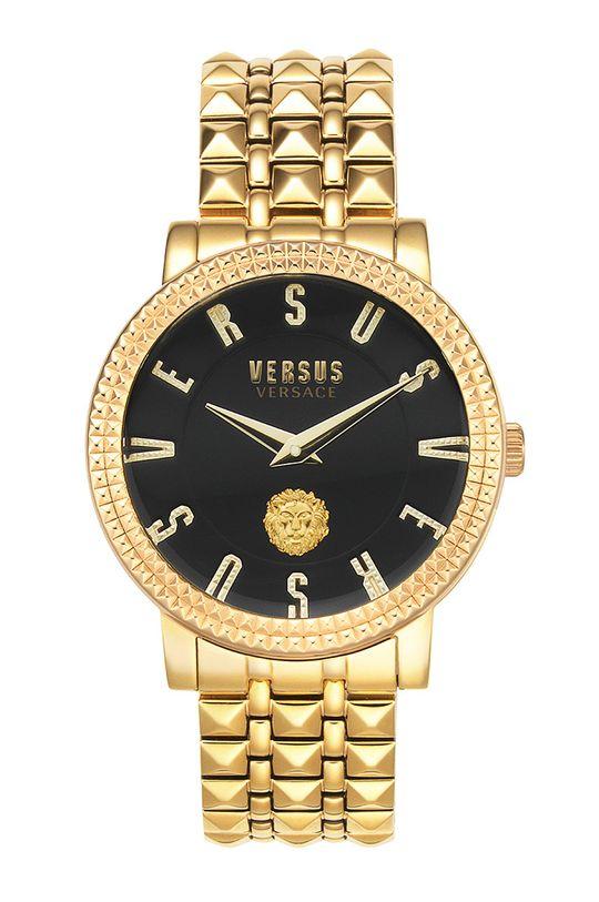 złoty Versus Versace - Zegarek VSPEU0519 Damski