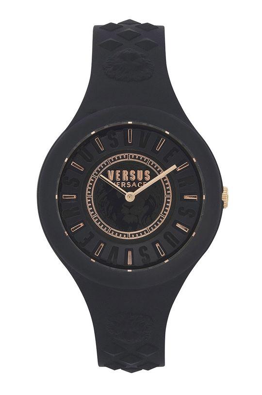 černá Versus Versace - Hodinky VSPOQ5119 Dámský