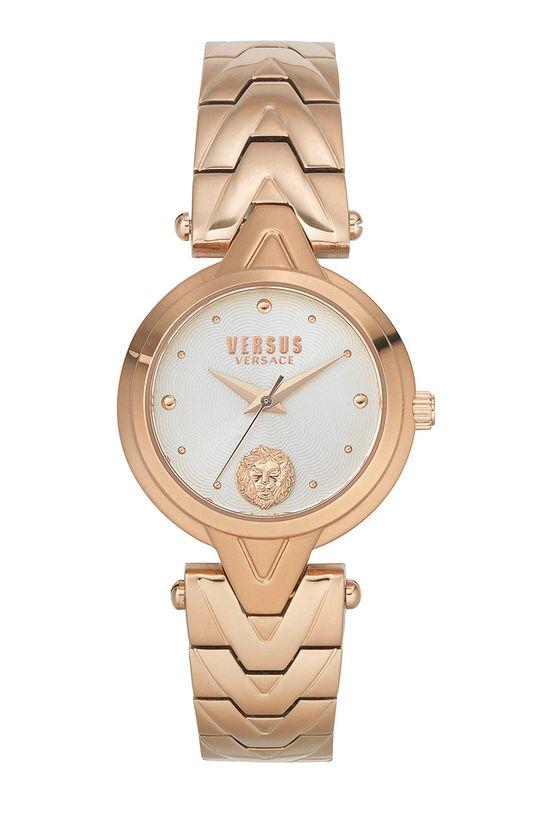 złoty Versus Versace - Zegarek VSPVN0920 Damski