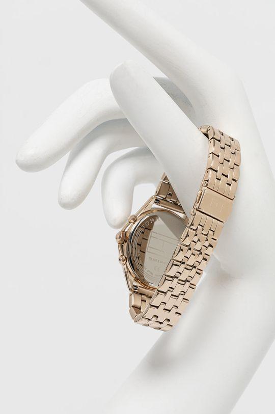 Tommy Hilfiger - Zegarek złoty