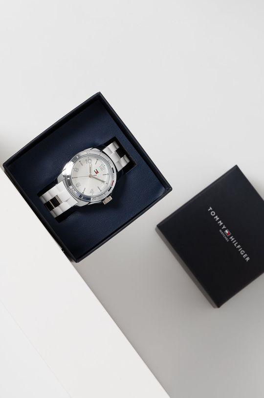 Tommy Hilfiger - Zegarek Materiał syntetyczny, Stal, Szkło mineralne