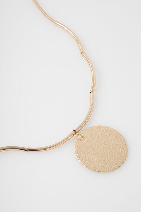 Sisley - Naszyjnik złoty