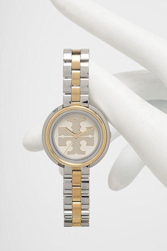 srebrny Tory Burch - Zegarek TBW6209 Damski