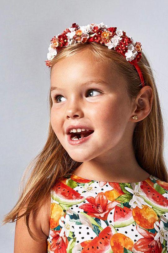 červená Mayoral - Dětská čelenka Dívčí