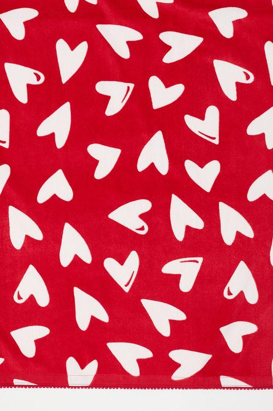 OVS - Ręcznik dziecięcy czerwony