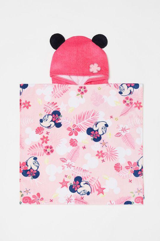 różowy OVS - Ręcznik dziecięcy Dziewczęcy