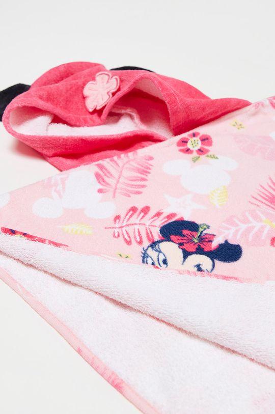 OVS - Ręcznik dziecięcy różowy