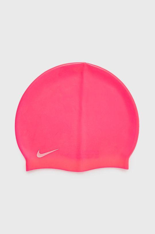 sýto ružová Nike Kids - Detská plavecká čiapka Dievčenský