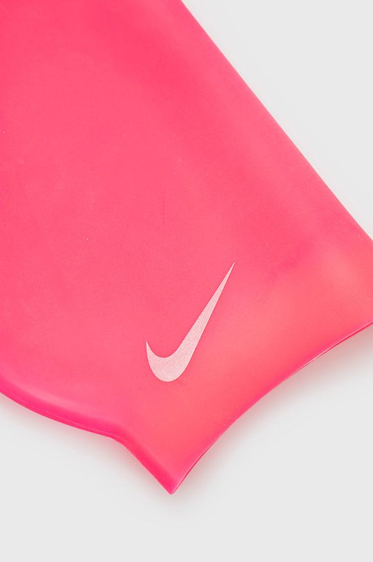 Nike Kids - Detská plavecká čiapka sýto ružová