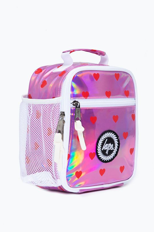 Hype - Dětská kabelka RED HEARTS růžová