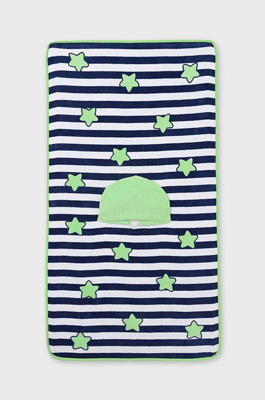Mayoral Newborn - Ręcznik dziecięcy blady zielony