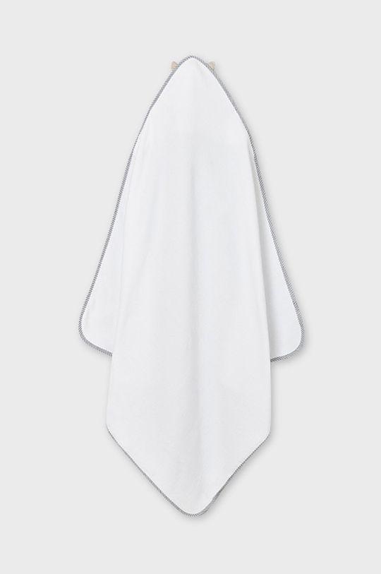 Mayoral Newborn - Ręcznik dziecięcy czarny