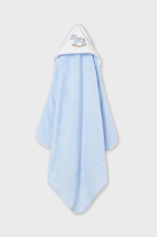 jasny niebieski Mayoral Newborn - Ręcznik dziecięcy Dziecięcy