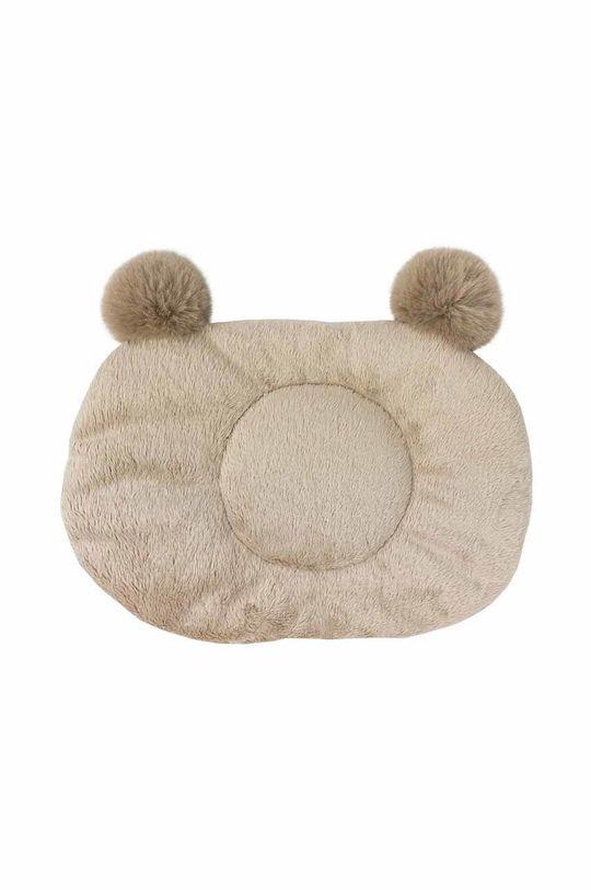 beżowy Jamiks - Poduszka niemowlęca Tobby Dziecięcy