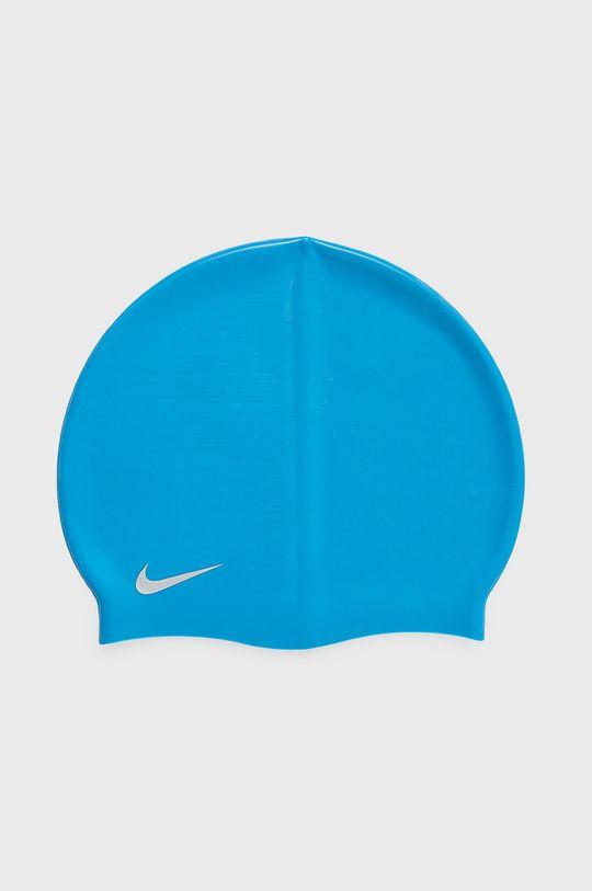 niebieski Nike Kids - Czepek pływacki dziecięcy Dziecięcy