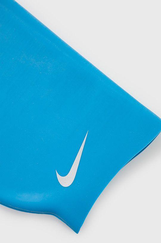 Nike Kids - Czepek pływacki dziecięcy niebieski