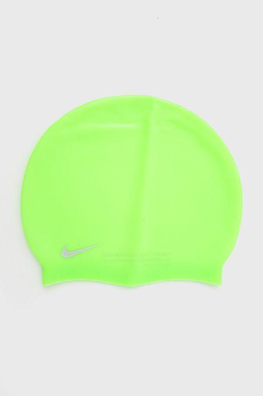 zielony Nike Kids - Czepek pływacki dziecięcy Dziecięcy