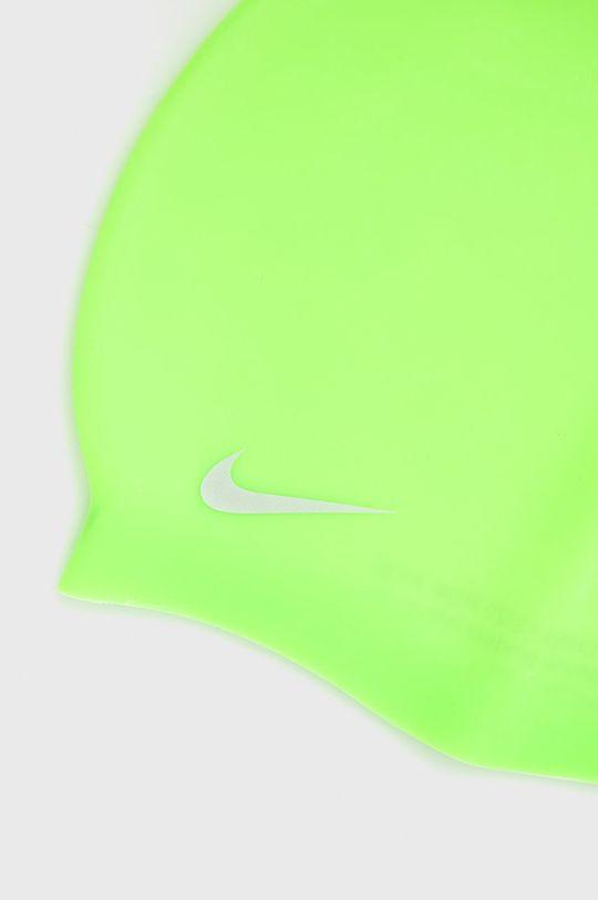 Nike Kids - Czepek pływacki dziecięcy zielony