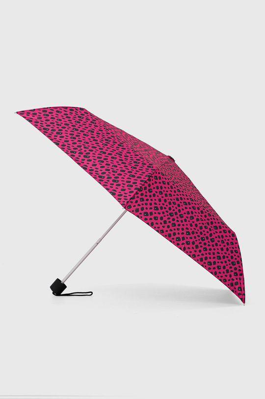 růžová United Colors of Benetton - Deštník Dětský