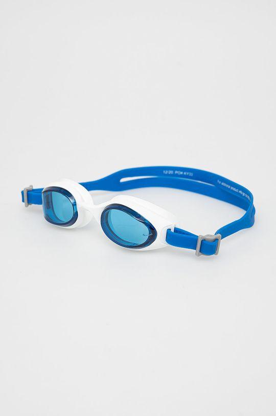 niebieski Nike Kids - Okulary pływackie dziecięce Dziecięcy