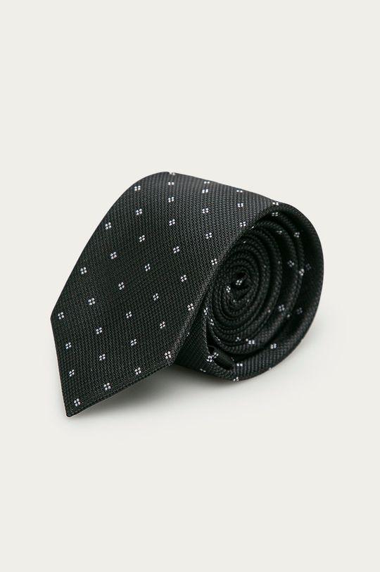 čierna Calvin Klein - Kravata Pánsky