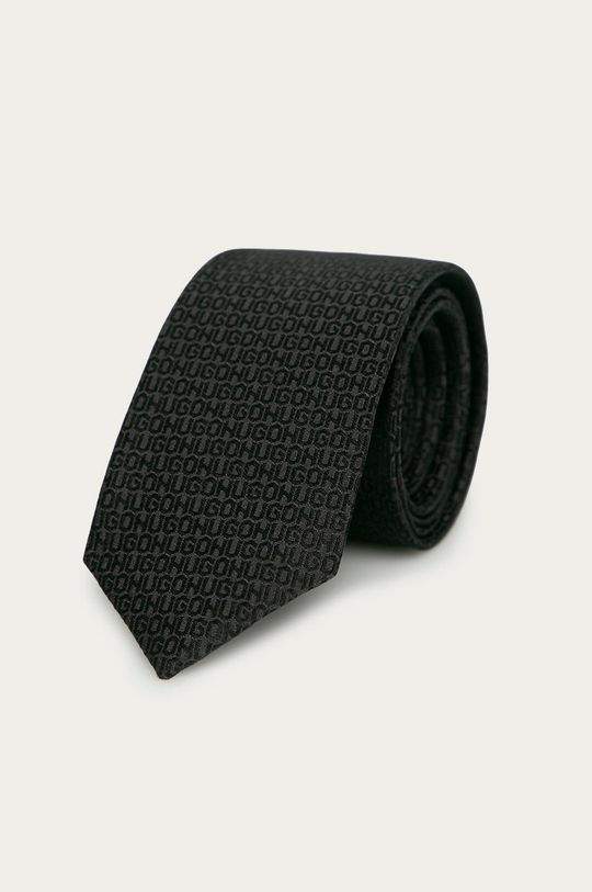 negru Hugo - Cravata De bărbați
