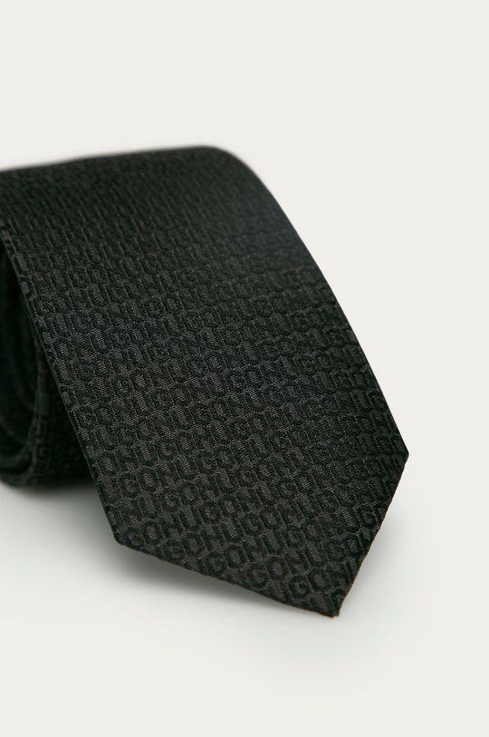 Hugo - Cravata negru