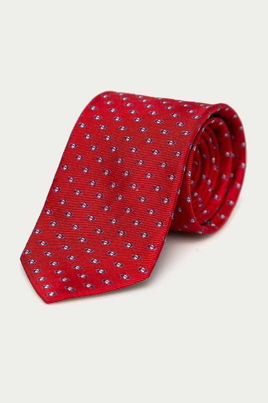červená Hugo - Kravata Pánsky
