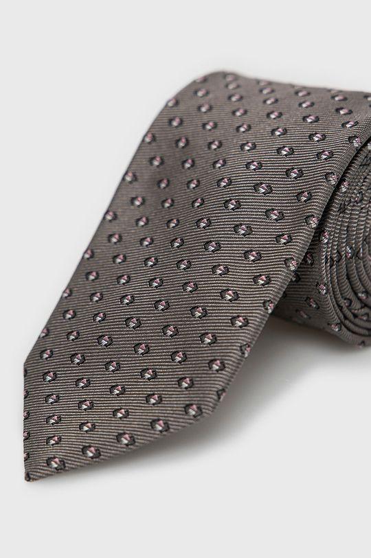 Hugo - Krawat szary