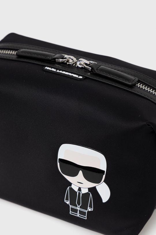 Karl Lagerfeld - Kosmetyczka czarny