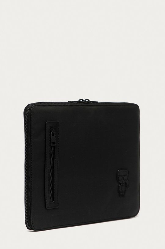 Karl Lagerfeld - Obal na notebook černá