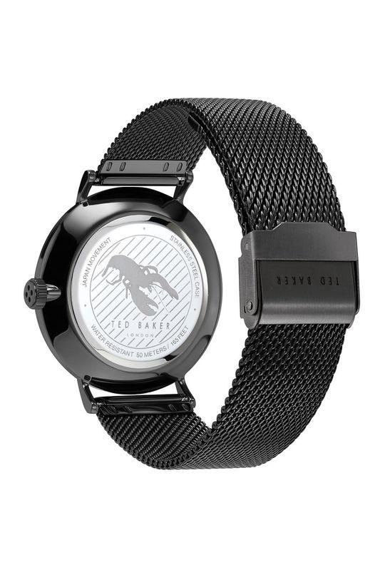 Ted Baker - Zegarek BKPMMS002 Stal, Szkło mineralne