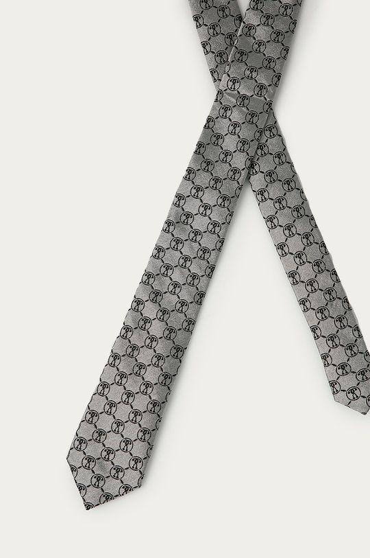 Moschino - Krawat jasny szary