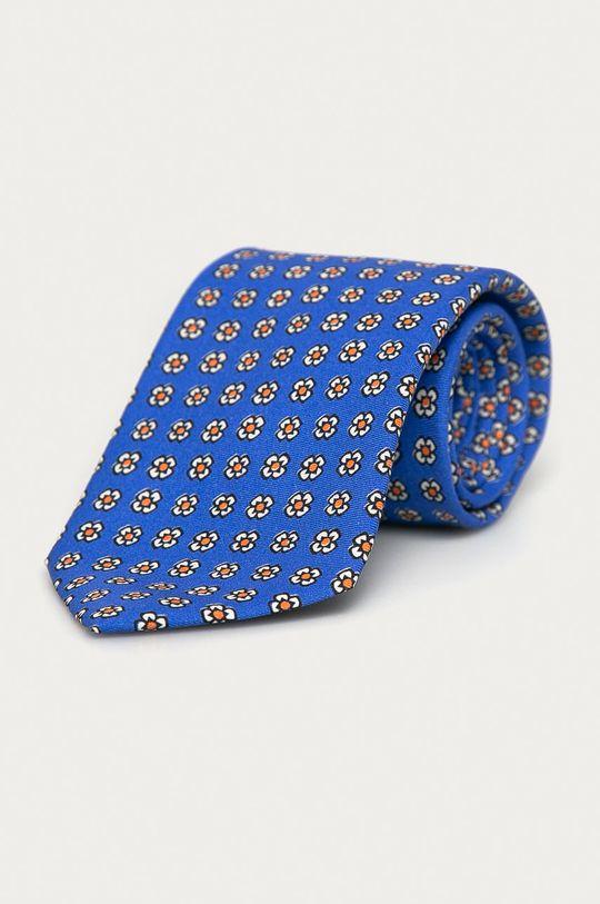 niebieski Polo Ralph Lauren - Krawat Męski