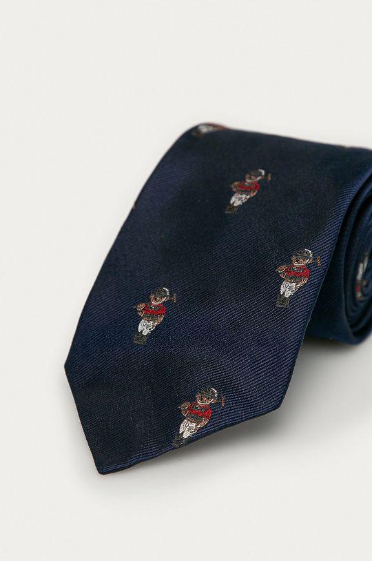 Polo Ralph Lauren - Kravata tmavomodrá