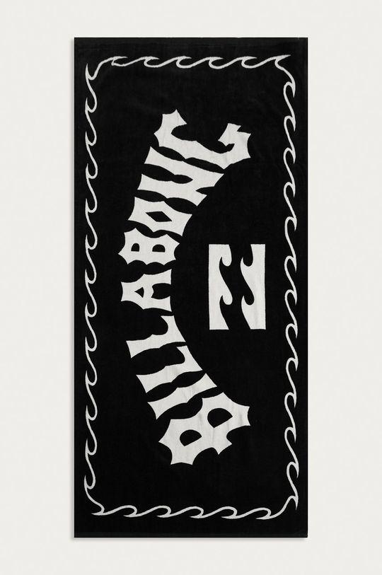 czarny Billabong - Ręcznik Męski