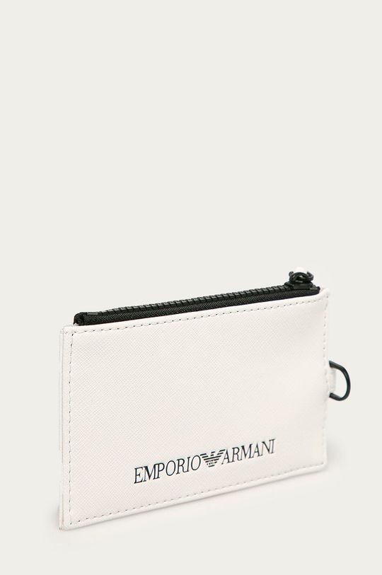 Emporio Armani - Portfel biały