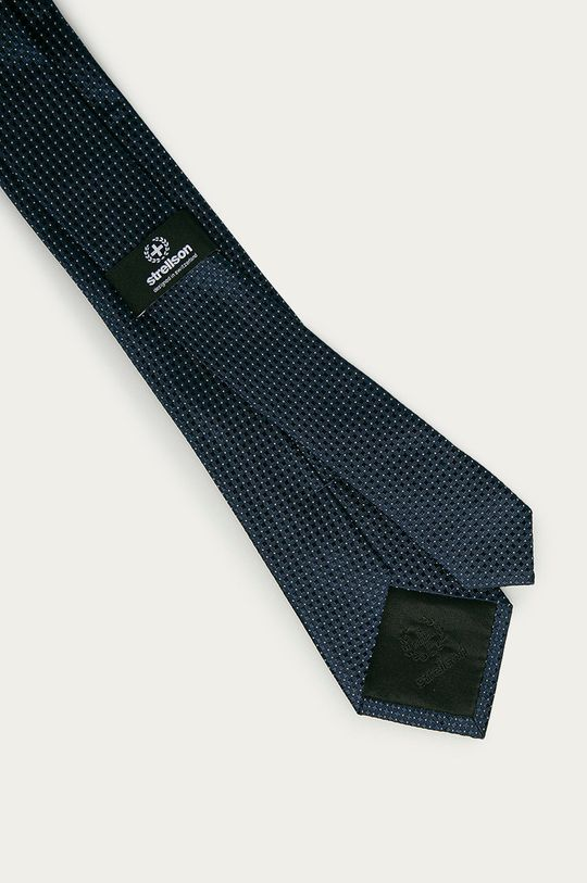 Strellson - Krawat granatowy