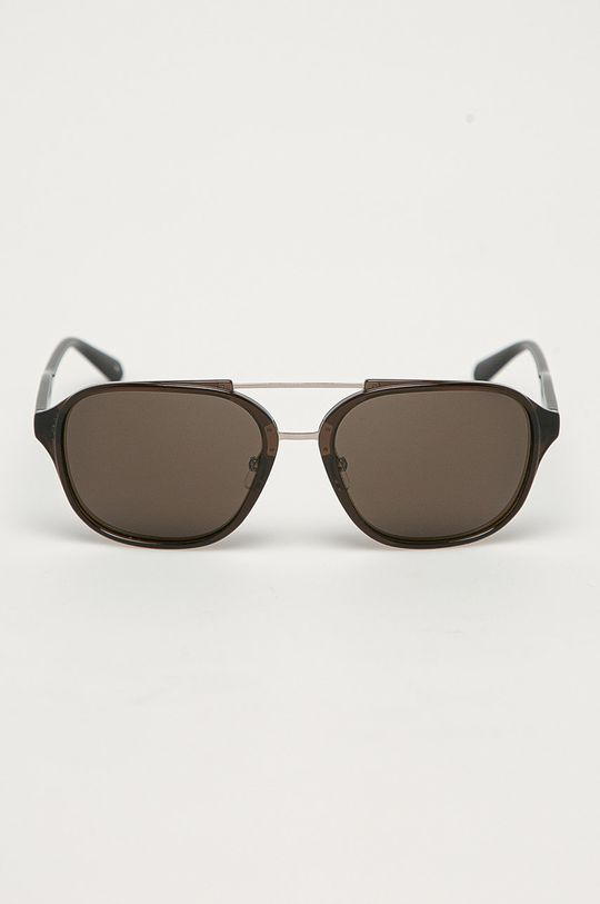 Calvin Klein Jeans - Sluneční brýle CKJ19517S tmavě hnědá
