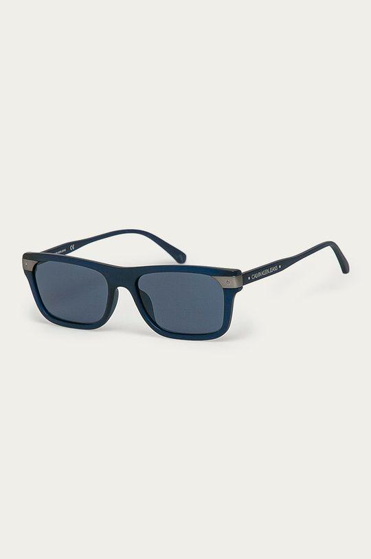 námořnická modř Calvin Klein Jeans - Sluneční brýle CKJ20504S Pánský