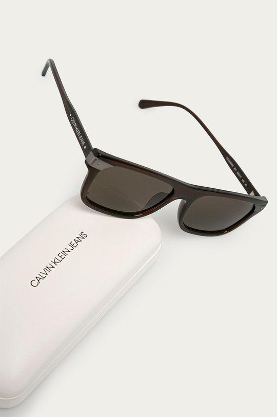 Calvin Klein Jeans - Slnečné okuliare CKJ20504S  Syntetická látka, Kov