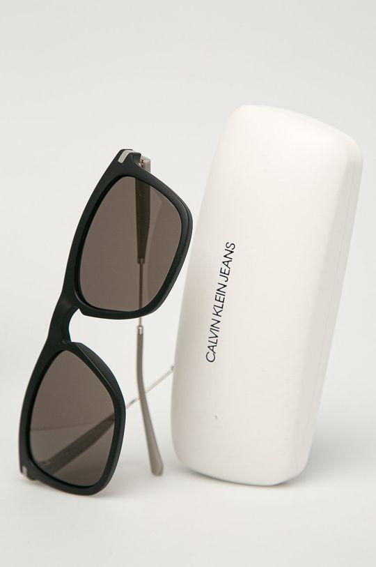 Calvin Klein Jeans - Slnečné okuliare  Kov, Umelá hmota