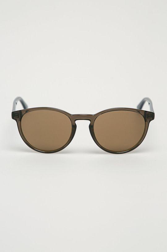 Tommy Hilfiger - Sluneční brýle olivová