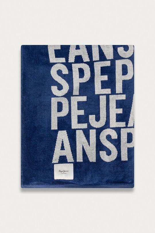 Pepe Jeans - Ręcznik Tomas niebieski