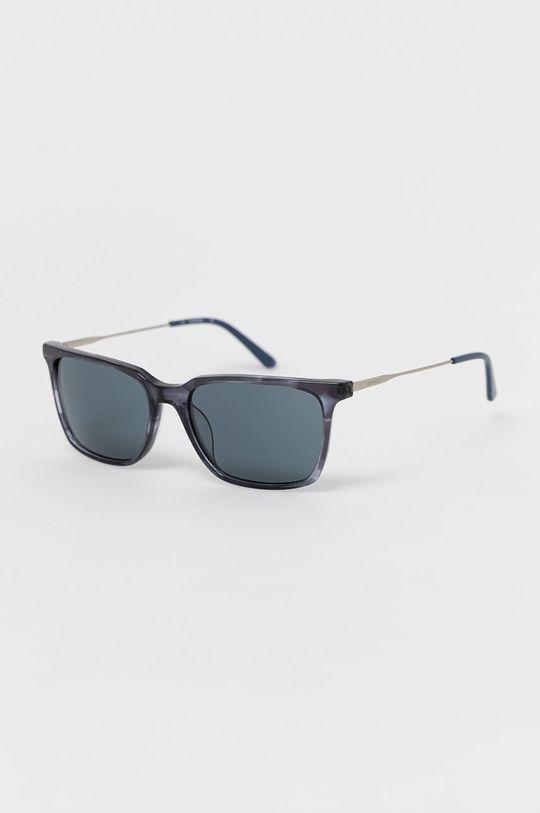 niebieski Calvin Klein - Okulary przeciwsłoneczne CK19703S.421 Męski