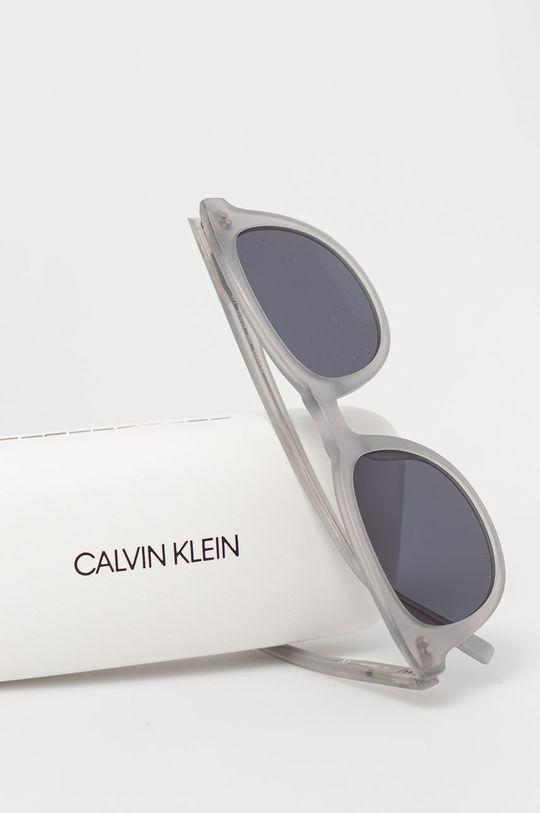 Calvin Klein - Okulary przeciwsłoneczne CK4358S.035 100 % Plastik